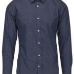 Bertoni skjorte i blå